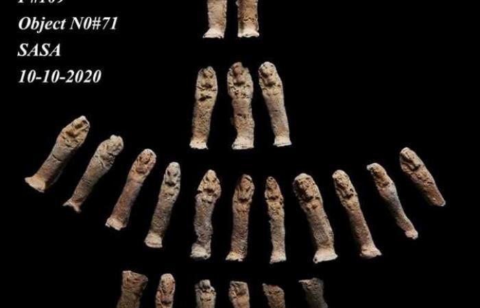 المصري اليوم - تكنولوجيا - ثاني اكتشاف أثري مهم بعد اكتشاف مقبرة توت عنخ آمون موجز نيوز
