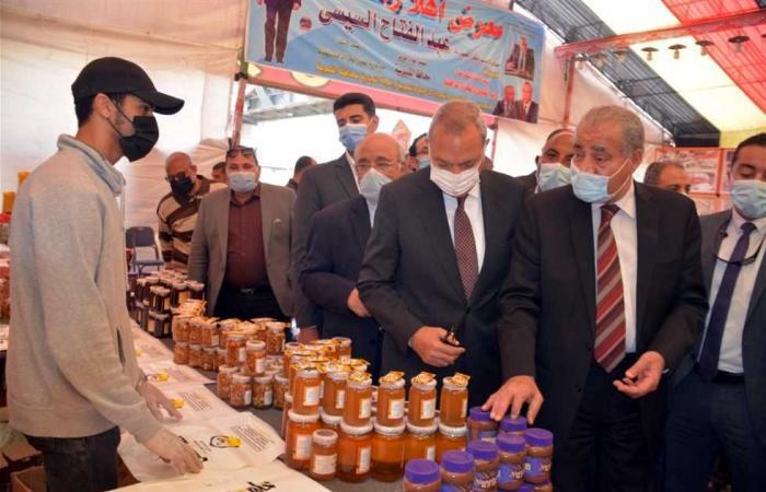 المصري اليوم - اخبار مصر- وزير التموين: التوسع في إقامة المعارض السلعية لمواجهة ارتفاع الأسعار موجز نيوز