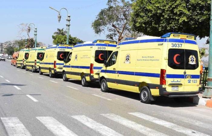 #المصري اليوم -#حوادث - مصرع سيدة وإصابة أخرى بحادث تصادم في البحيرة موجز نيوز