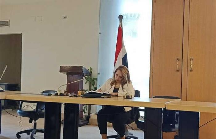 المصري اليوم - اخبار مصر- تدشين المنتدى الإلكتروني المشترك للأعمال المصرية الصربية بـ«تجارية الإسكندرية» (صور) موجز نيوز