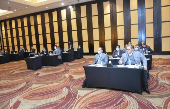 #اليوم السابع - #حوادث - ختام فعاليات الدورتين التدريبين لقضاة المحاكم الاقتصادية