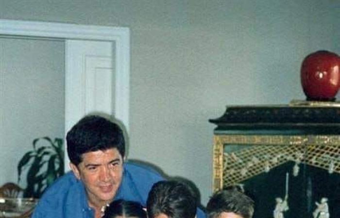 #اليوم السابع - #فن - وليد توفيق في مراحل عمرية مختلفة بمناسبة عيد ميلاده .. صور