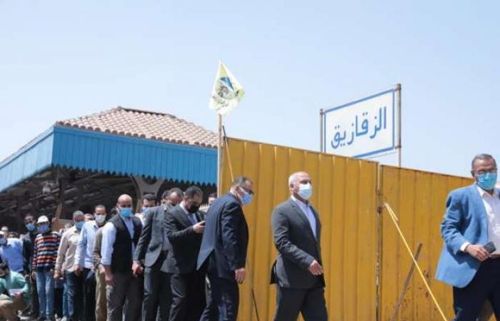 اخبار السياسه وزير النقل يتابع معدلات تنفيذ مشروع تحديث نظم إشارات خط «بنها بورسعيد»