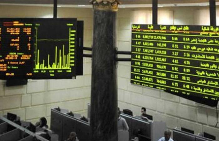 #المصري اليوم - مال - تعاملات البورصة المصرية في منتصف اليوم.. لا يزال الارتفاع مستمرا موجز نيوز