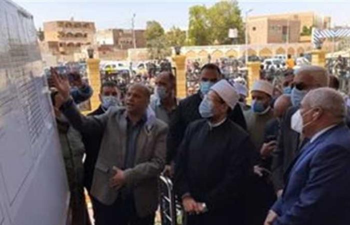 المصري اليوم - اخبار مصر- وزير الأوقاف: الانتهاء من خطة عمل المساجد خلال شهر رمضان موجز نيوز