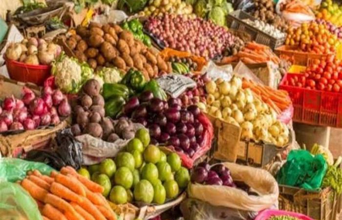 #المصري اليوم - مال - انخفاض طفيف في أسعار الخضار والفاكهة في مصر اليوم الخميس 8 أبريل 2021 موجز نيوز