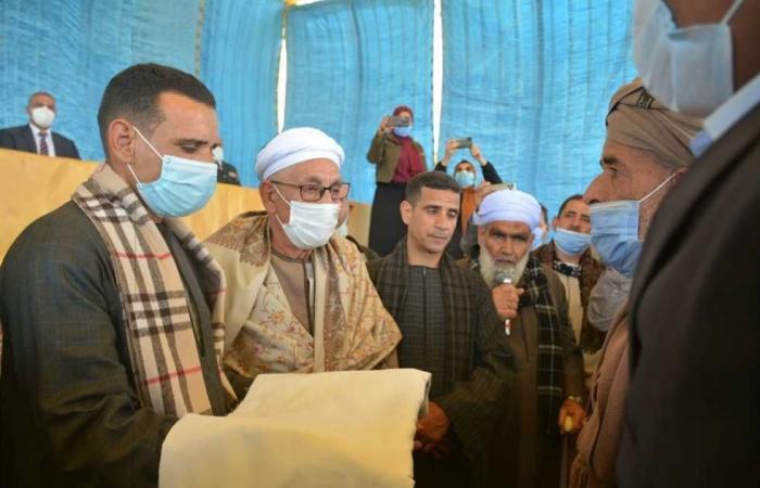 #المصري اليوم -#حوادث - «القودة» تنهي خصومة ثأرية بين عائلتين في سوهاج موجز نيوز
