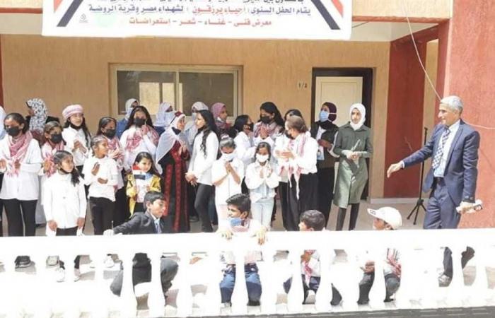 المصري اليوم - اخبار مصر- احتفال سنوي في قرية الروضة تحت عنوان «أحياء يرزقون» موجز نيوز