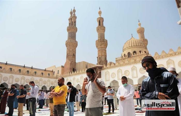 المصري اليوم - اخبار مصر- مواعيد الصلاة في جميع المحافظات والمدن المصرية اليوم الجمعة 9 إبريل موجز نيوز