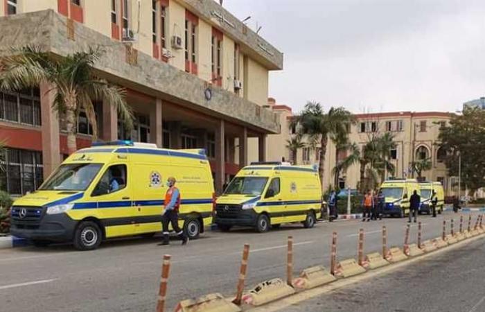 #المصري اليوم -#حوادث - طعنوه وتركوه ينزف.. إصابة سائق أجرة وسرقة سيارته في البحيرة موجز نيوز
