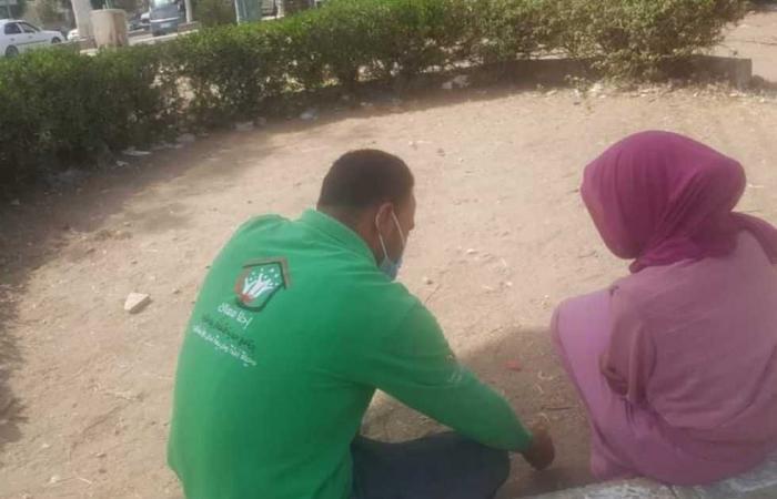 #المصري اليوم -#حوادث - انقاذ فتاة في المنيا ..هربتمنأسيوط للبحث عن أهل والدتها المتوفية (تفاصيل) موجز نيوز