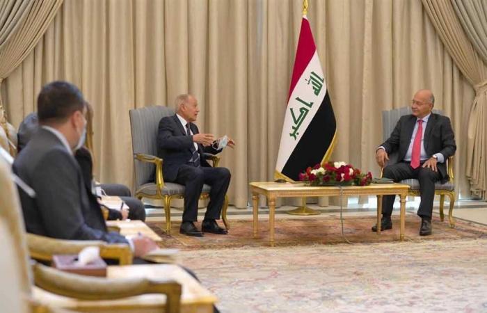 #المصري اليوم -#اخبار العالم - أبو الغيط : الجامعة العربية تستضيف القيادة العراقية قريبا موجز نيوز