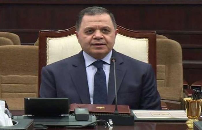 الوفد -الحوادث - وزير الداخلية يبعث برقية تهنئة لرئيس أركان حرب القوات المسلحة بمناسبة رمضان موجز نيوز