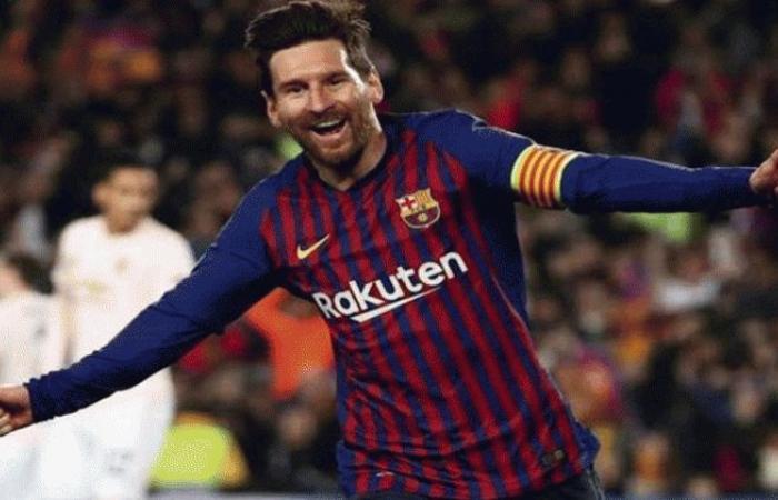 الوفد رياضة - ميسي يقود تشكيل برشلونة المتوقع أمام ريال مدريد في كلاسيكو الأرض موجز نيوز