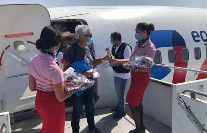 المصري اليوم - اخبار مصر- مطار مرسى علم يستقبل ٣٣ رحلة سياحية خلال الأسبوع الجاري موجز نيوز