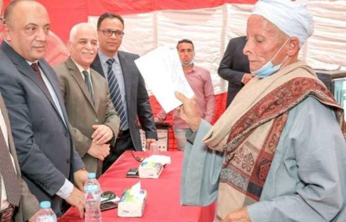 المصري اليوم - اخبار مصر- مساعد وزير الزراعة يتفقد منظومة التأمين على الثروة الحيوانية في سوهاج (صور) موجز نيوز