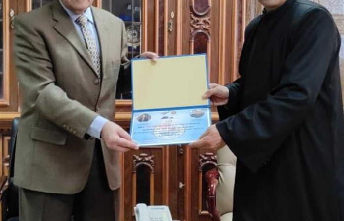 المصري اليوم - اخبار مصر- الأوقاف تهنئ محافظ شمال سيناء بمناسبة حلول شهر رمضان موجز نيوز