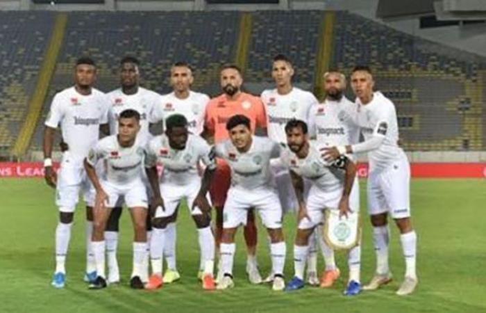 الوفد رياضة - تشكيل الرجاء المغربي أمام بيراميدز موجز نيوز
