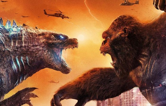 #اليوم السابع - #فن - Godzilla vs. Kong يتصدر شباك التذاكر فى الولايات المتحدة بـ 60 مليون دولار