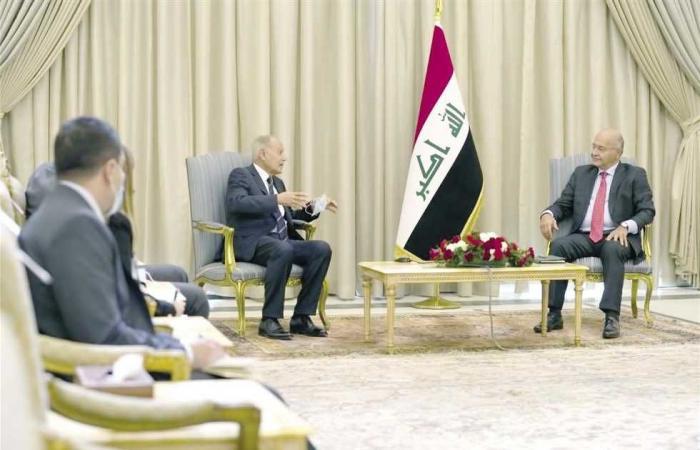 المصري اليوم - اخبار مصر- الرئيس العراقى لـ«أمين الجامعة العربية»: استقرار العراق أساس أمن المنطقة موجز نيوز