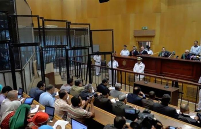 الوفد -الحوادث - المتهمين بقتل مزارع كفر الشيخ أمام الجنايات 28 أبريل موجز نيوز