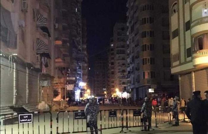 #المصري اليوم -#حوادث - إخلاء برج مجاور لعقار المنصورة المائل خوفا على حياة السكان موجز نيوز