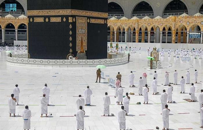 #المصري اليوم -#اخبار العالم - صلاة التراويح لليلة الأولى من رمضان في الحرم المكي (بث مباشر) موجز نيوز