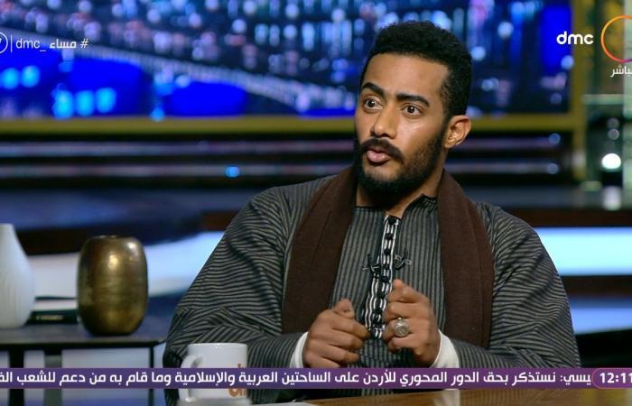 #اليوم السابع - #فن - محمد رمضان لمنتقدى فيديو الدولارات: ده إعلان ولو رديت على كل واحد مش هاشتغل