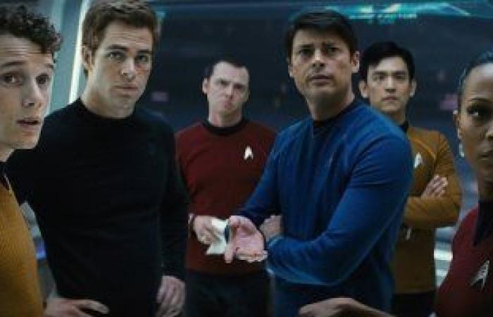 #اليوم السابع - #فن - طرح فيلم جديد من سلسلة Star Trek فى يونيو 2023