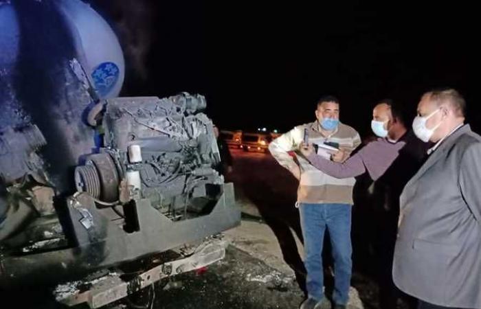 #المصري اليوم -#حوادث - تفاصيل تفحّم 20 شخصًا وإصابة 3 آخرين في حادث أتوبيس أسيوط (صور) موجز نيوز
