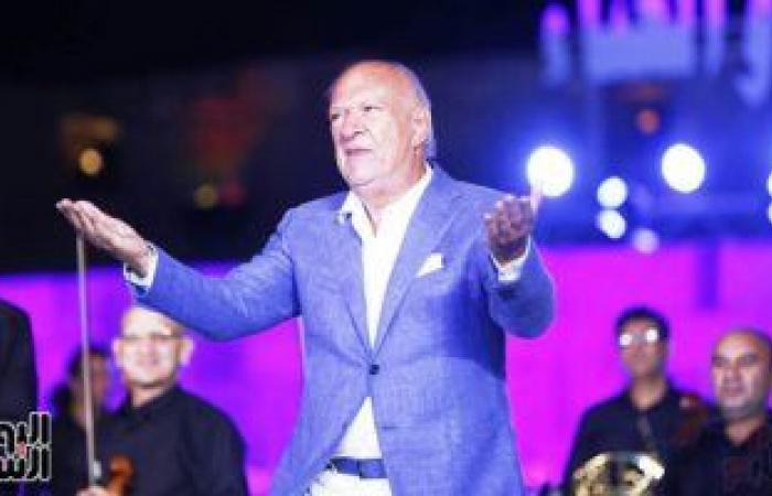 #اليوم السابع - #فن - حفل غنائى ضخم للموسيقار عمر خيرت فى قصر عابدين 2 مايو