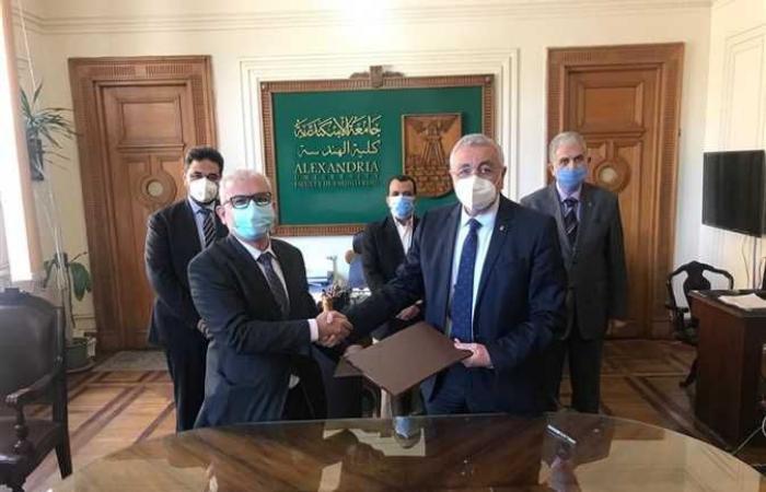 المصري اليوم - تكنولوجيا - «هندسة الإسكندرية» و«الفضاء المصرية» توقعان اتفاقية لإنشاء معمل للأقمار الصناعية موجز نيوز