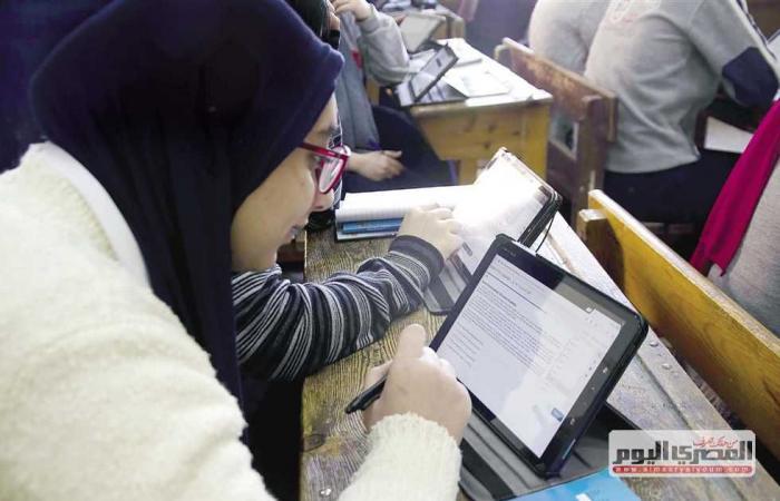 المصري اليوم - اخبار مصر- «التعليم» تعلن تفاصيل أول بروفة لامتحانات الثانوية «إلكترونيًا» موجز نيوز