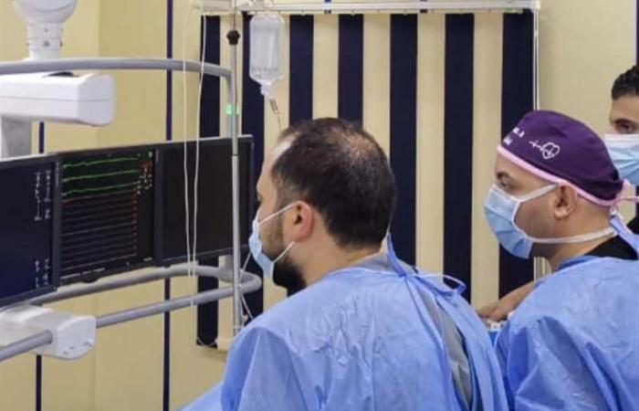 المصري اليوم - اخبار مصر- «صحة الشرقية»: إجراء 5 حالات قسطرة قلبية بمستشفي الزقازيق العام والإجمالي 392 حالة موجز نيوز