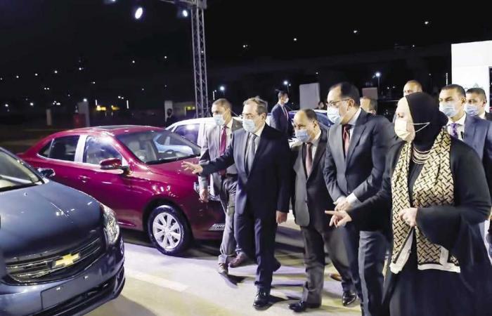 #المصري اليوم - مال - «إحلال السيارات»: انتظام التوريدات من المصانع موجز نيوز