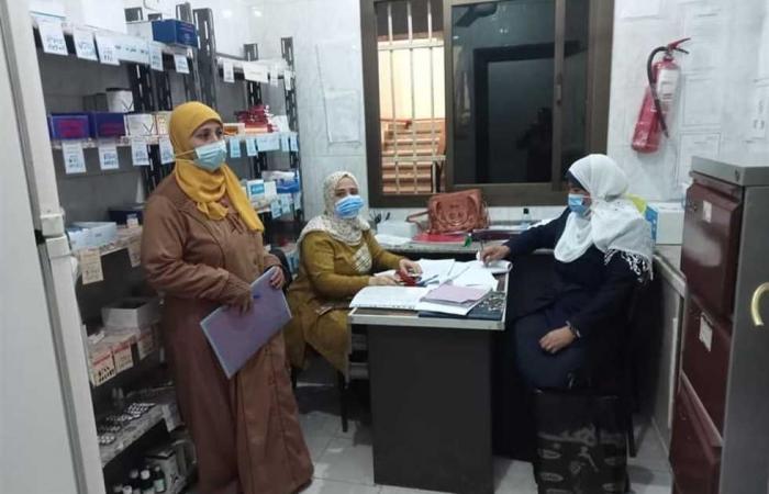 المصري اليوم - اخبار مصر- محليات كفر شكر تتابع حضور وغياب الأطباء في الوحدات الصحية موجز نيوز
