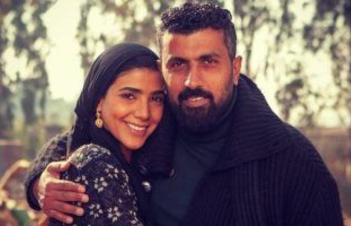 """#اليوم السابع - #فن - ريم سامى تظهر بشخصية """"فاطمة"""" فى """"نسل الأغراب"""" بدءًا من حلقة اليوم"""