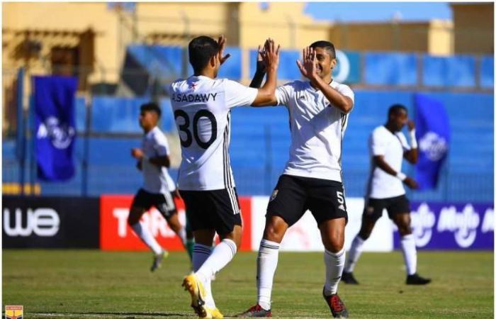 الدوري المصري.. الجونة 0 - 0 إنبي