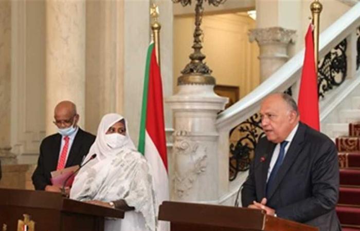 المصري اليوم - اخبار مصر- وزيرة الخارجية السودانية: إثيوبيا حاولت استفزاز القاهرة والخرطوم بمفاوضات سد النهضة موجز نيوز