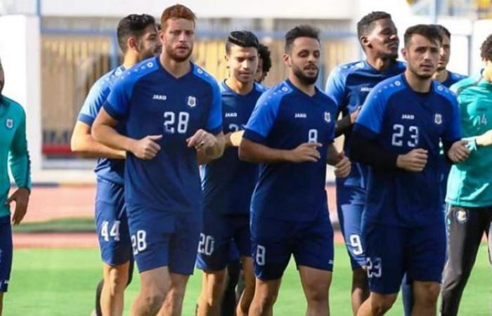الوفد رياضة - كواليس مران الإسماعيلي اليوم الجمعة موجز نيوز