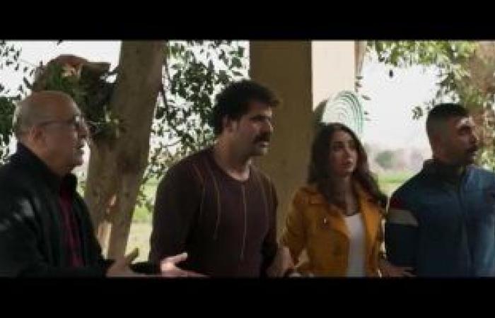 #اليوم السابع - #فن - مسلسل النمر الحلقة 3.. محتالون يدعون قرابتهم بـ محمد إمام ويطلبون فدية