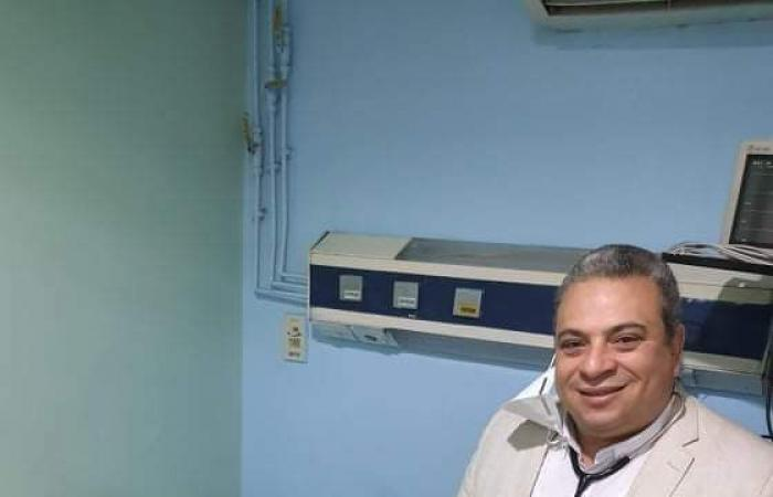 #اليوم السابع - #فن - نجاة المخرج على الوصال من أزمة قلبية حادة
