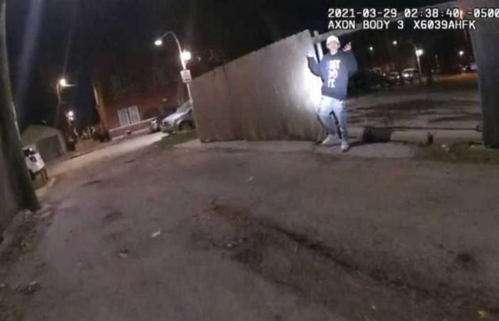 #المصري اليوم -#اخبار العالم - لحظة إطلاق ضابط أمريكي النار على طفل وقتله في شيكاغو «فيديو صادم» موجز نيوز