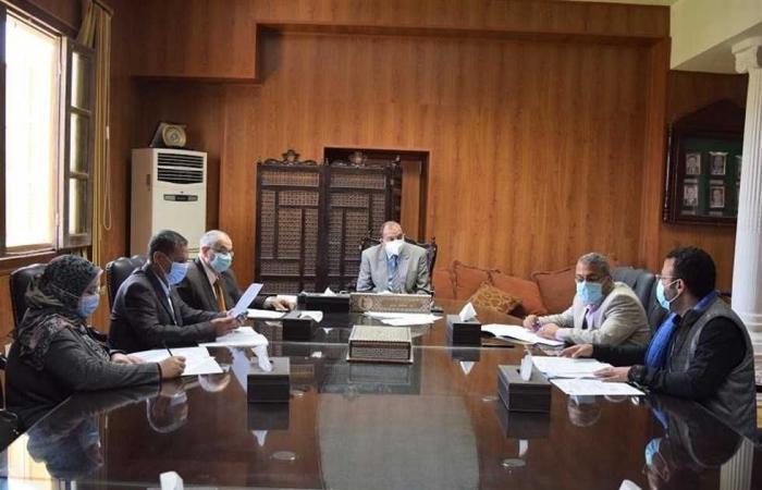 المصري اليوم - اخبار مصر- محافظ بنى سويف يعلن الإعداد لعقد مؤتمر اقتصادي حول مقومات الاستثمار بالمحافظة موجز نيوز