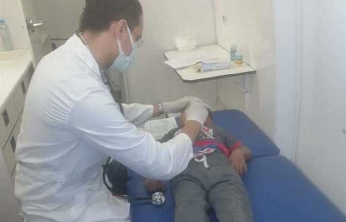 المصري اليوم - اخبار مصر- الكشف على 636 مواطنًا بالقافلة الطبية المجانية بمركز الوقف بقنا موجز نيوز