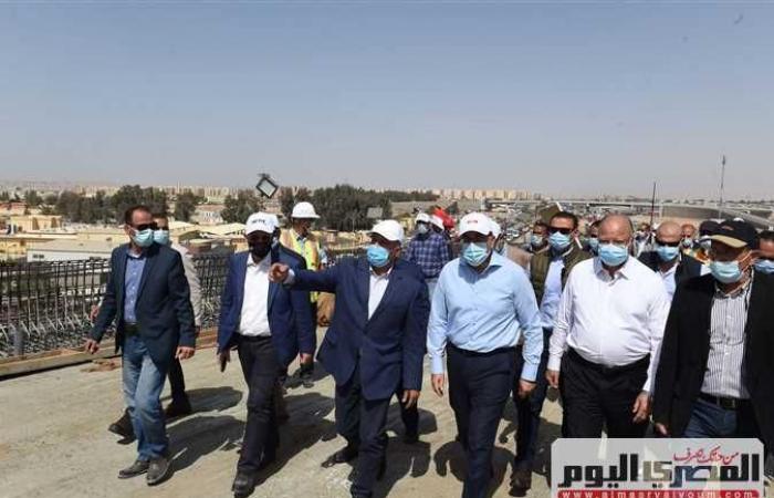 المصري اليوم - اخبار مصر- تفاصيل زيارة رئيس الحكومة لمشروع تطوير الطريق الدائري (صور) موجز نيوز