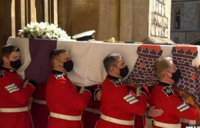#المصري اليوم -#اخبار العالم - 30 صورة من جنازة الأمير فيليب موجز نيوز