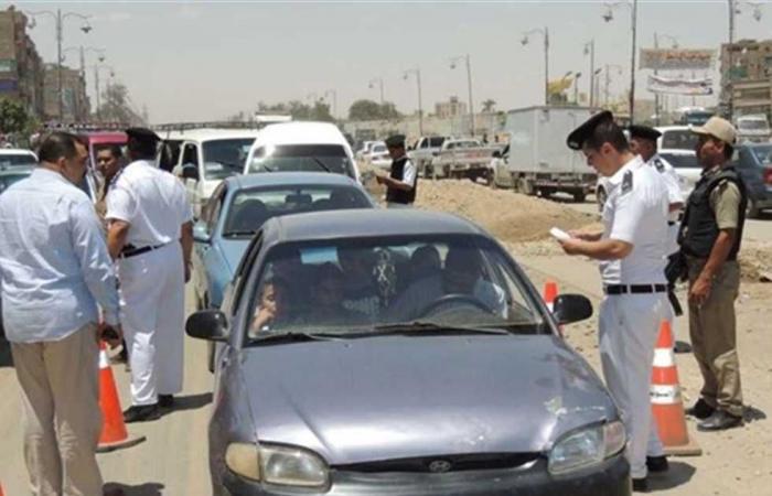 #المصري اليوم -#حوادث - ضبط 461 مخالفة مرورية في أسوان موجز نيوز
