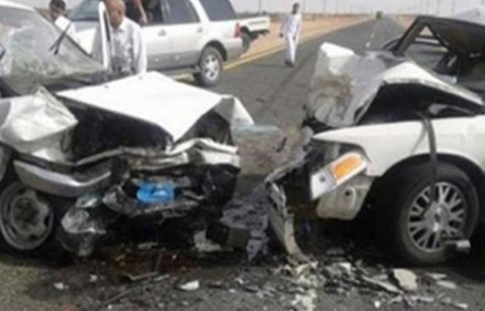 الوفد -الحوادث - مصرع ربة منزل وإصابة ٣ عمال في حادثي سير منفصلين بالشرقية موجز نيوز