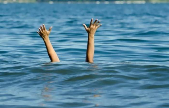 الوفد -الحوادث - غرق طفل داخل مياه ترعة المحمودية بكفر الدوار موجز نيوز